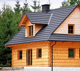 Строительство домов из бруса под ключ в Иркутске, цены