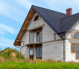 Строительство домов из керамзитоблоков в Иркутске